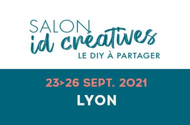 Salon Id Créatives Lyon